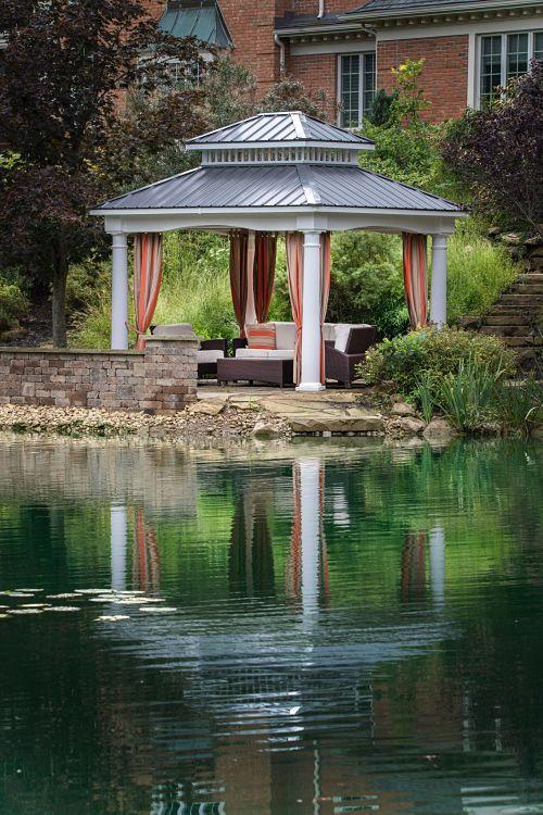 garden pond advice